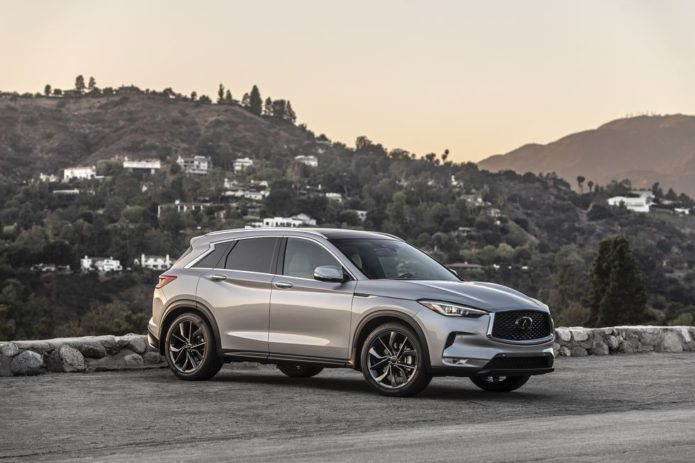 2021 Infiniti QX50 Gets Small Price Increase, New Wi-Fi Hotspot