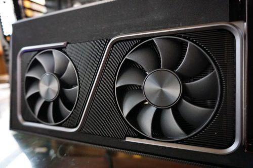 Nvidia GeForce RTX 3070: 3440×1440 ultrawide benchmarks