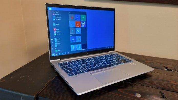 HP EliteBook 840 G7 review