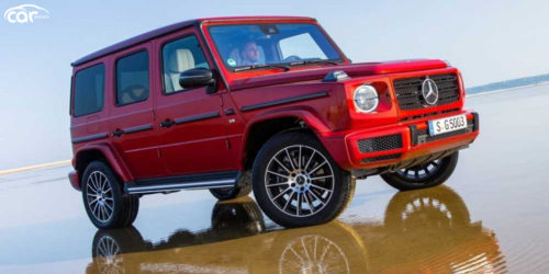 Electric Mercedes G-Class Could Come To IAA Munich As EQG Concept