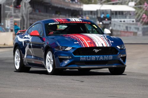 Unique Ford Mustang to be auctioned for Camp Quality
