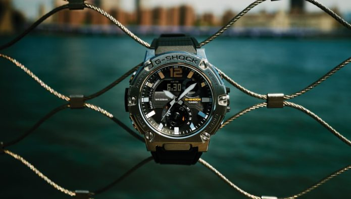 The G-SHOCK G-STEEL Will Handle Anything You Can Throw at It