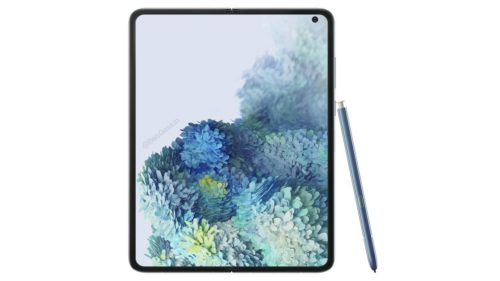 Galaxy Z Fold 3 might come with a new but different S Pen