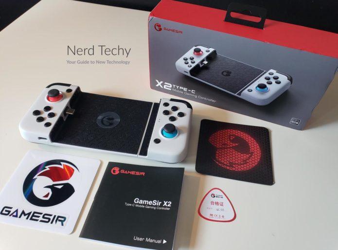 GameSir X2 Type-C Mobile Gaming Controller Review