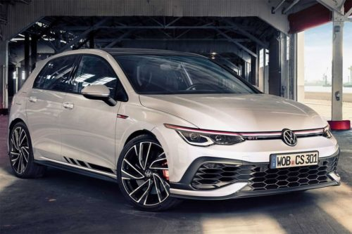 Volkswagen Golf GTI Clubsport revealed with 221kW
