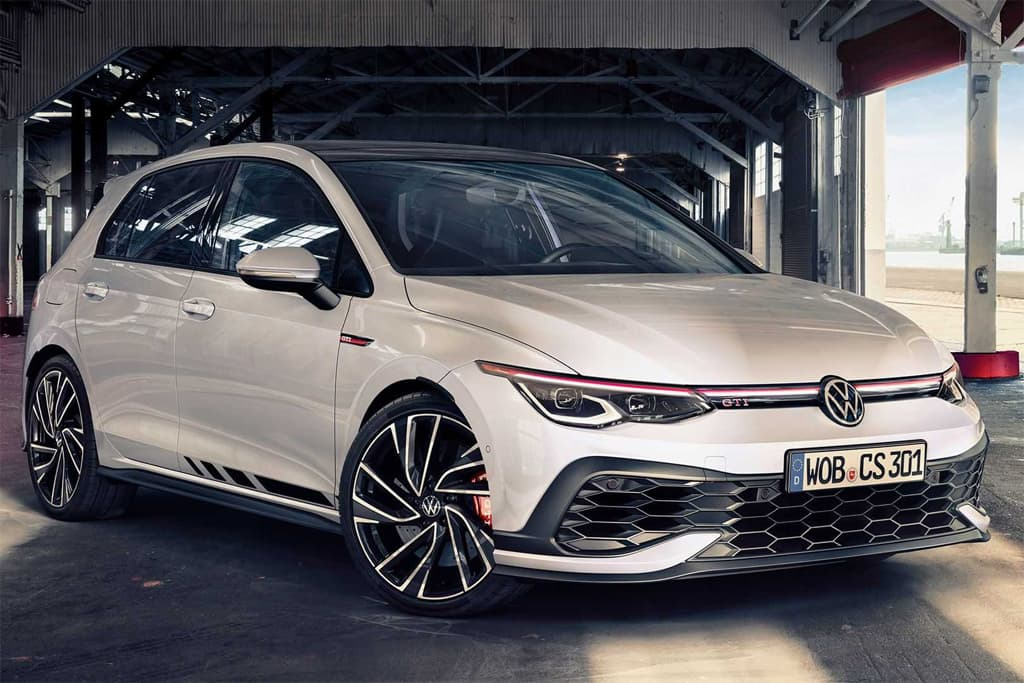 Volkswagen Golf GTI Clubsport revealed with 221kW
