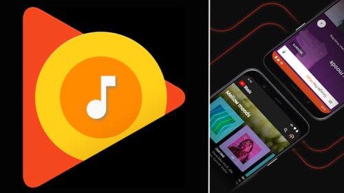 Google Play Music we'll miss you, moving on is just an option