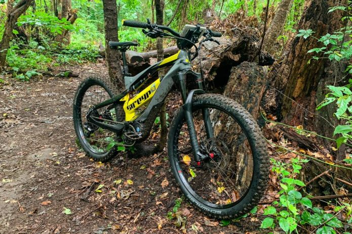 Is This Mind-Bending E-Mountain Bike a Vision of the Future?
