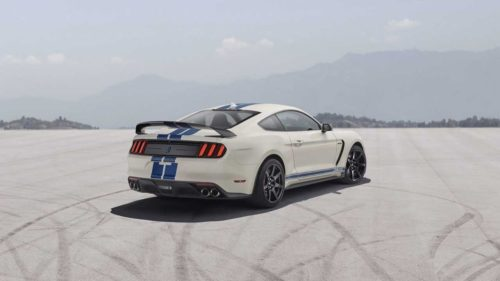 Ford officially discontinues the Shelby GT350