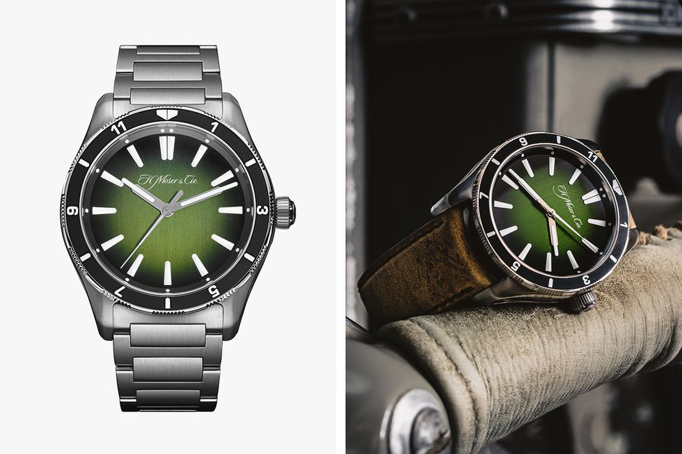 This Is One of the Coolest Travel Watches You Can't Have