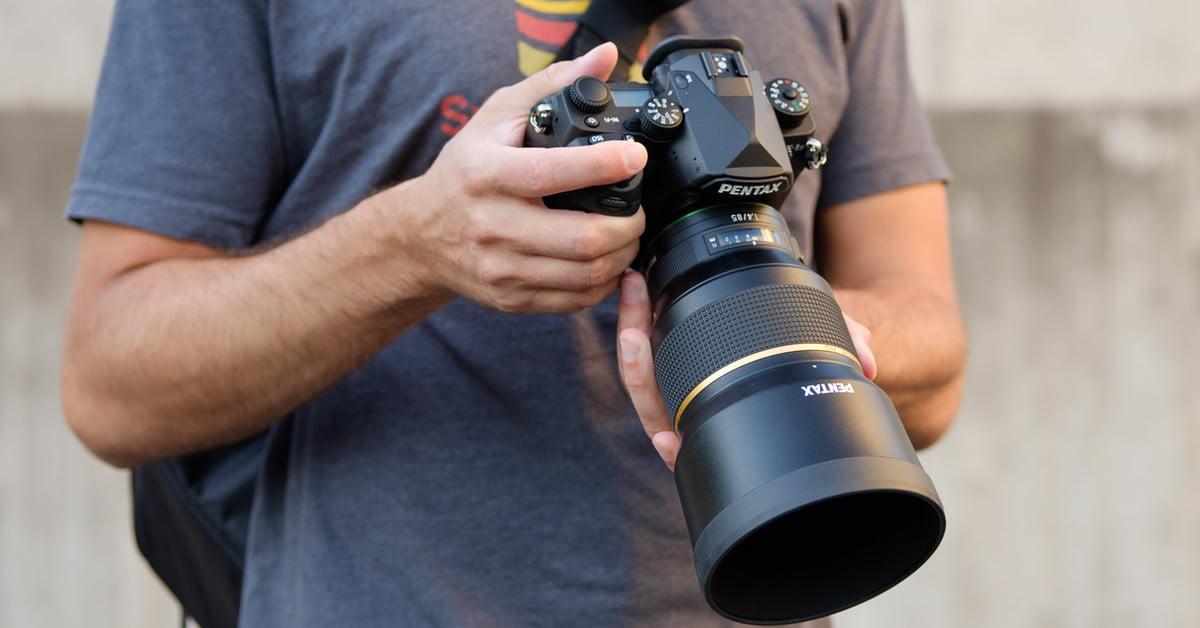 Pentax D FA Star Series 85mm f/1.4 review
