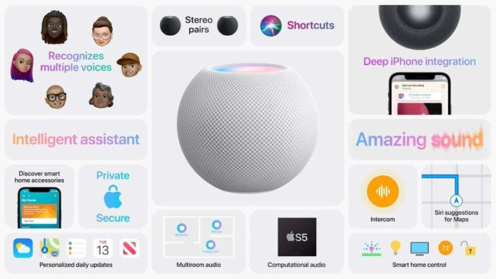 HomePod mini: 6 things to know about Apple's new smart speaker