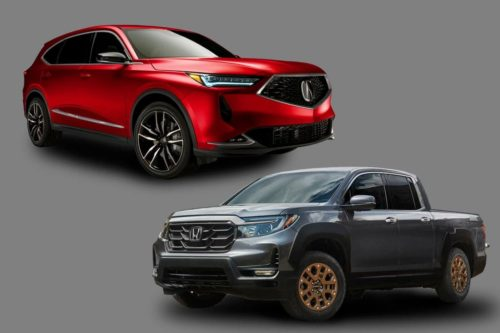 Two cracking new Hondas that Aussies will never drive