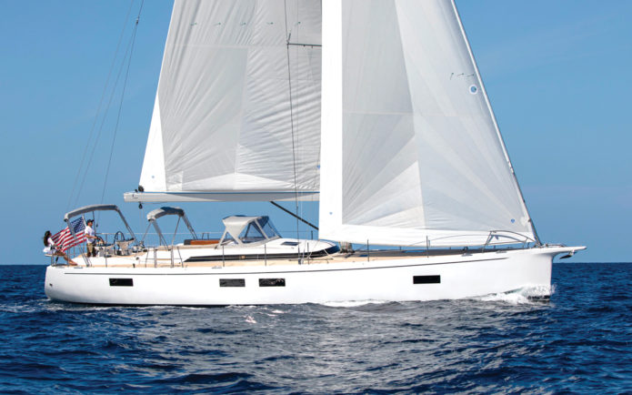 Hylas 60 Boat Review