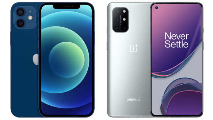 OnePlus 8T vs. iPhone 12: Can OnePlus' latest kill Apple's flagship?