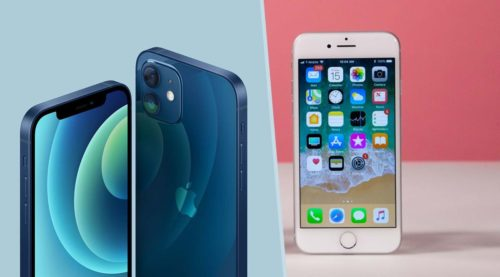 iPhone 12 vs. iPhone 8: Should you upgrade?