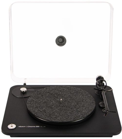 Elipson Chroma 400 RIAA review