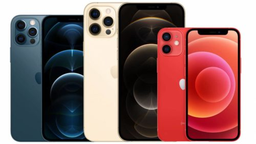 We now have 3D models of the iPhone 12 family in all colors – check them out