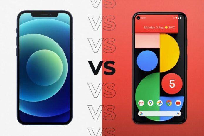 iPhone 12 vs Pixel 5: Has Apple got Google's number?