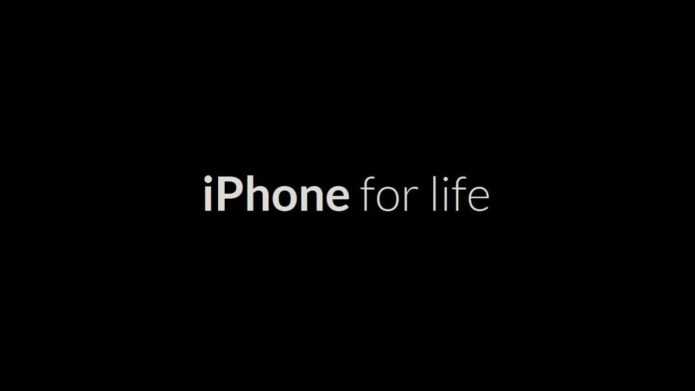 iPhone for life: Is that what you want?