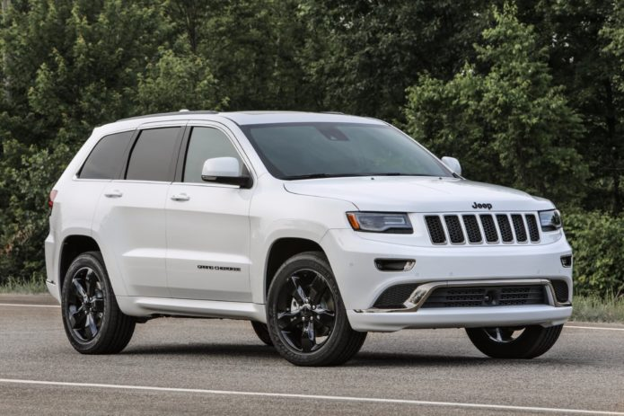 2022 Jeep Grand Cherokee: We're 99 Percent Sure It Looks Exactly Like This