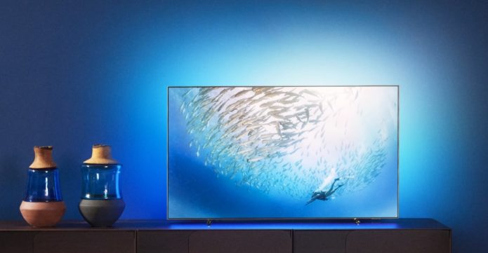 Philips OLED 805 4K TV review