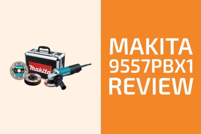 Makita 9557PBX1 Review: An Angle Grinder Worth Getting?