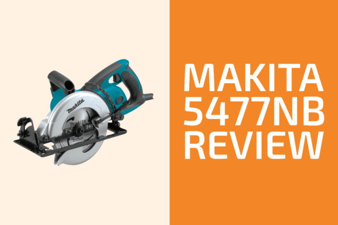 Makita 5477NB Review: A Good Hypoid Saw?