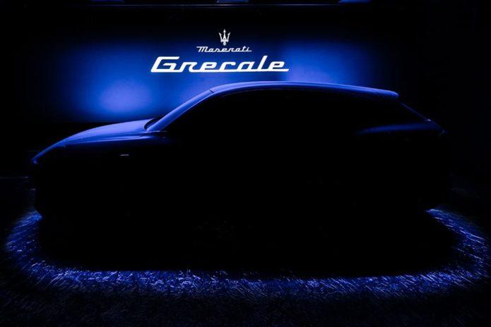 Smaller Maserati Grecale SUV won't be cheap