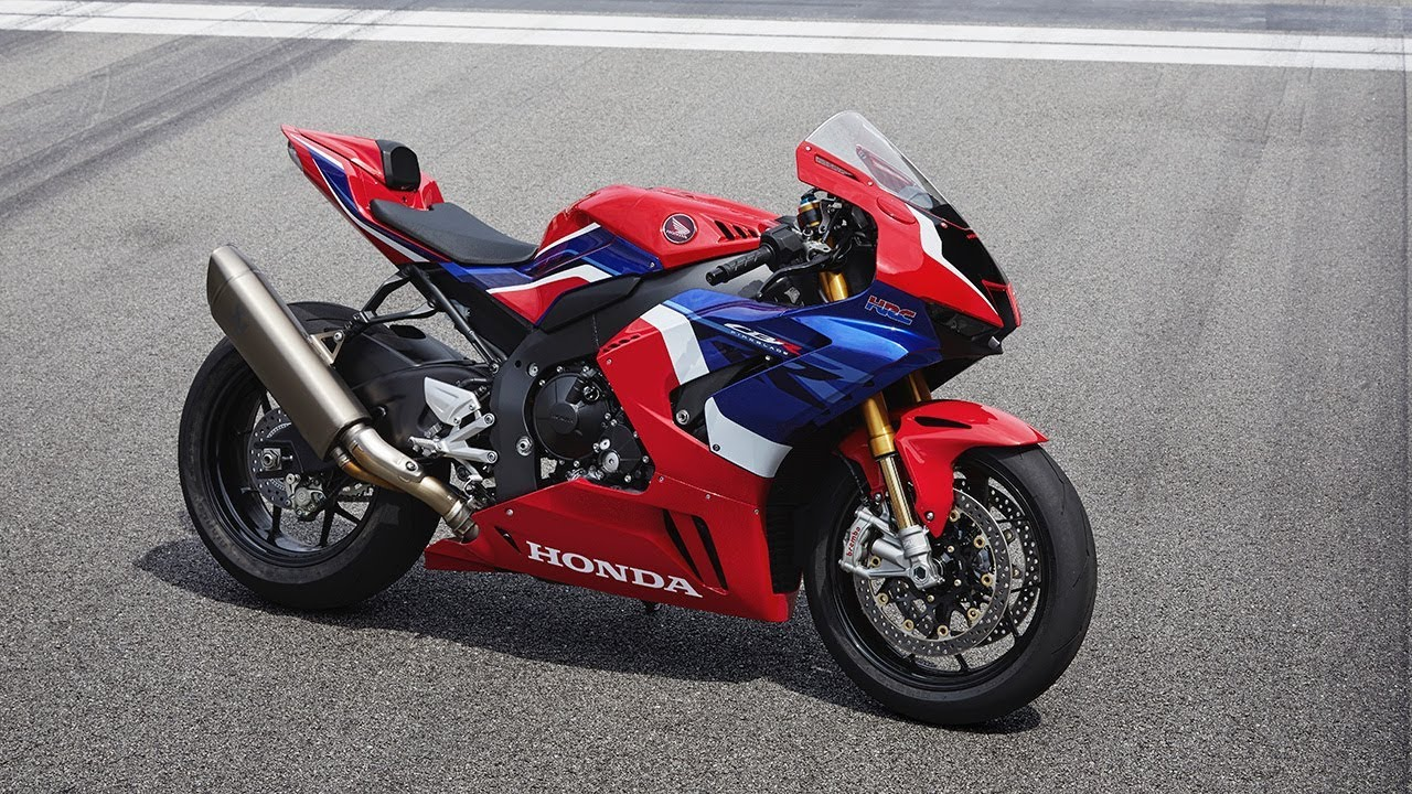 2021 Honda CBR1000RR-R Fireblade SP – Video Review