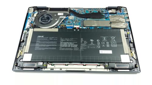 Inside ASUS ZenBook Flip 13 UX363 – disassembly and upgrade options