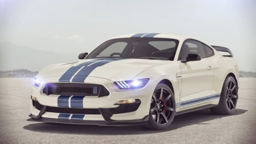 2020 Ford Shelby GT350R Heritage Edition First Drive Review: Going Out With Style