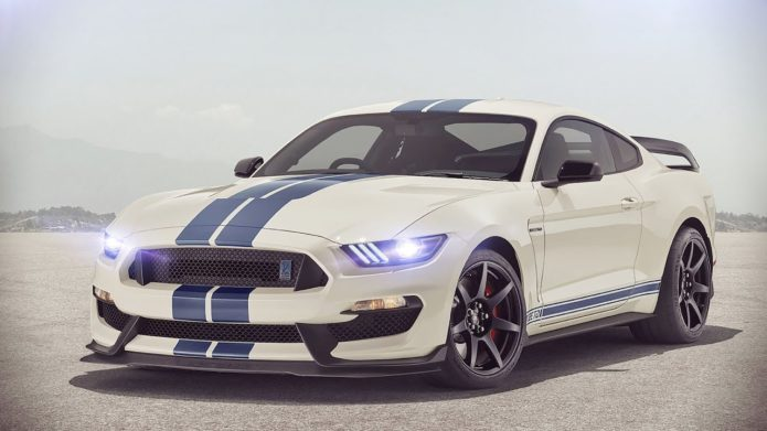 2020 Ford Shelby GT350R Heritage Edition