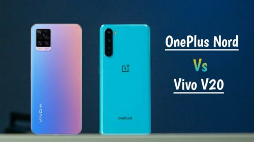 Vivo V20 vs OnePlus Nord: Price in India, Specifications Compared