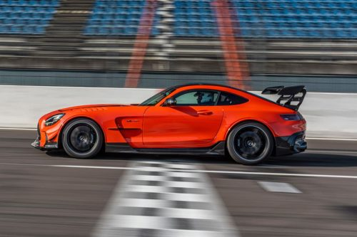 Mercedes-AMG GT Black Series sold out
