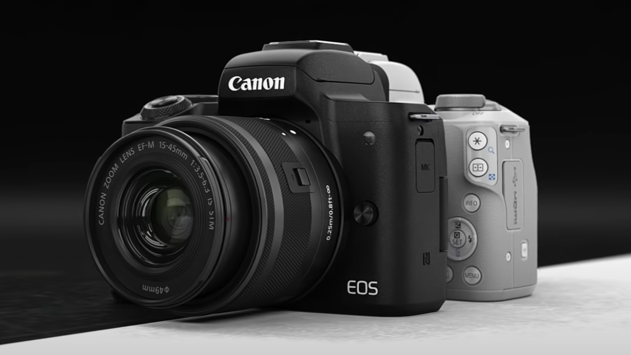 Canon EOS M50 Mark II leak suggests Nikon Z50 rival could launch soon