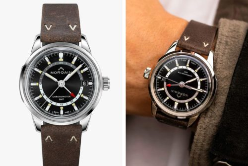 This Exciting GMT Watch Has a Unique Feature for Its Price