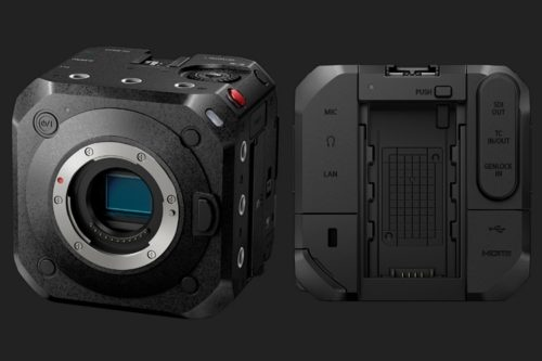 Panasonic Lumix DC-BGH1 Is A Mirrorless Camera Designed For Contemporary Video Content Creators