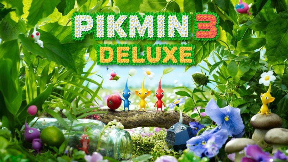 Hands on: Pikmin 3 Deluxe Review