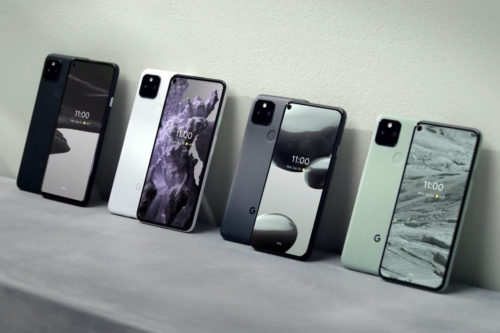 The midrange Pixel 5 makes Google's smartphone lineup more confusing than ever