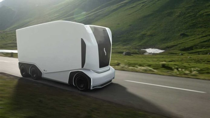 Next-gen autonomous Einride Pod is now available for reservation globally