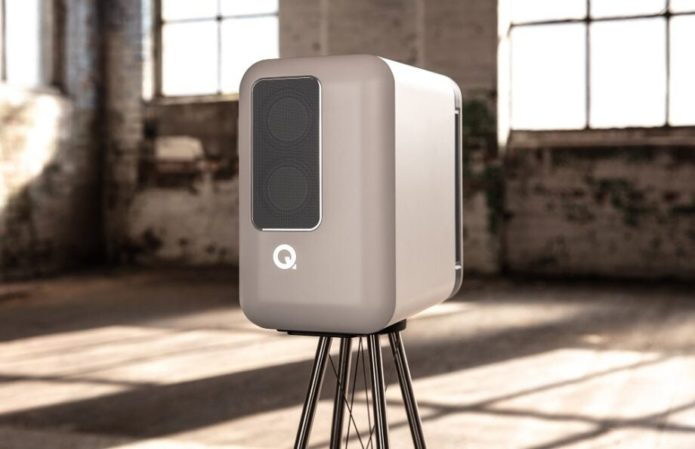 Q Acoustics unveils first ever active speakers in Q Active 200 and Q Active 400
