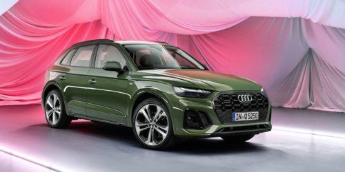 2021 Audi Q5 Review