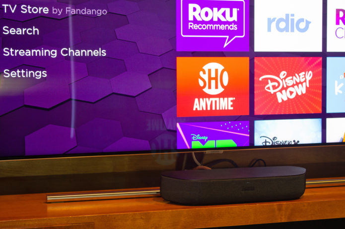 Roku Streambar review: A very good streamer inside a pretty good soundbar