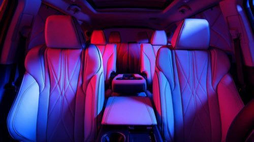 2021 Acura MDX new interior design teased in latest video