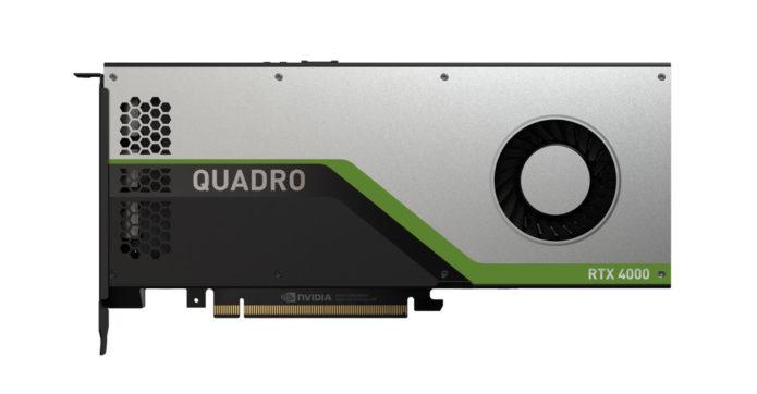 NVIDIA Quadro RTX 4000 Review