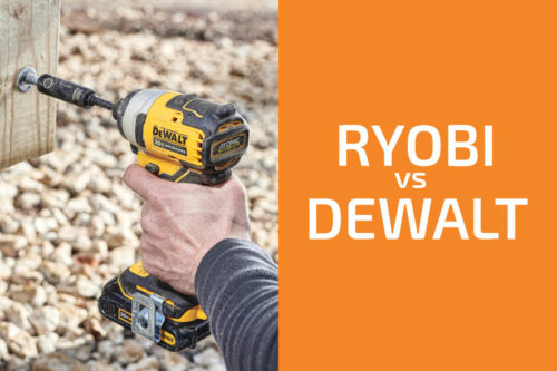 Ryobi vs. DeWalt: Which of the Two Brands Is Better?