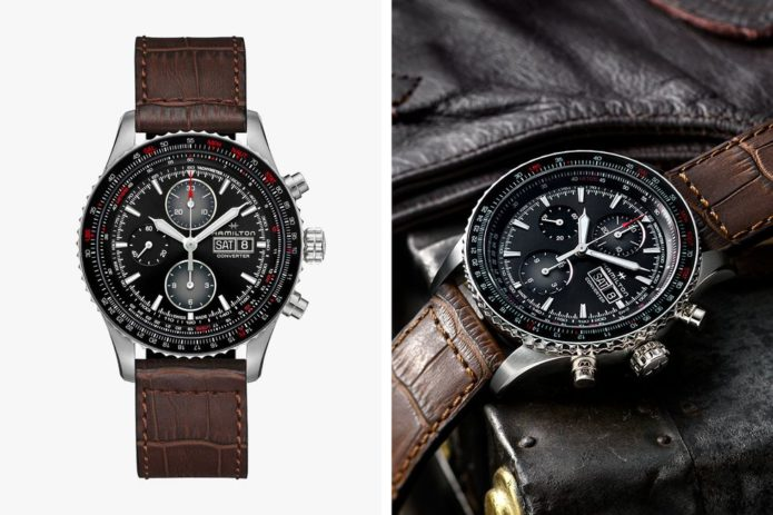 Hamilton's Dream-Worthy Pilot's Watch Is Worth a Spot on Your Wish List