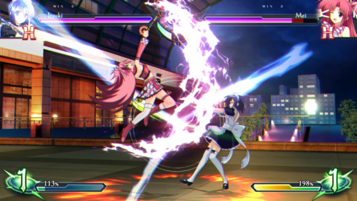 Phantom Breaker: Omnia bring a classic anime fighter to PS4, Xbox One and Switch in 2021