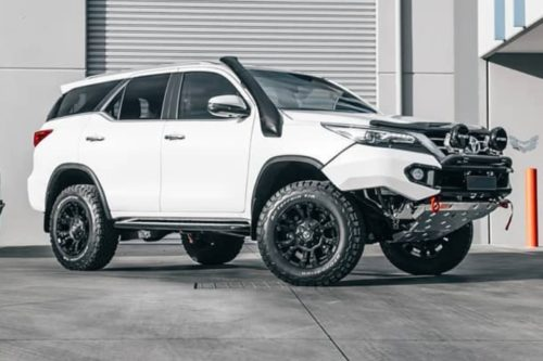 Toyota GR Fortuner on the cards